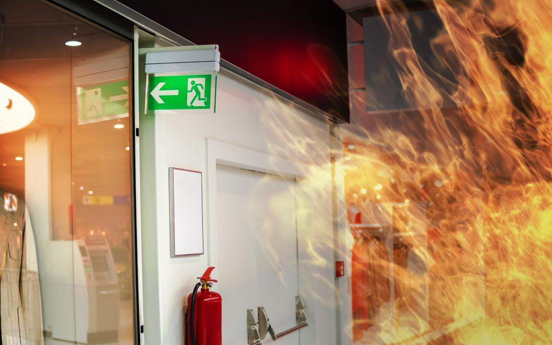Brandschutzbeauftragter im Unternehmen
