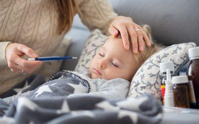 3 Tage Fieber beim Baby und Kind – Fieber & Hautauschlag