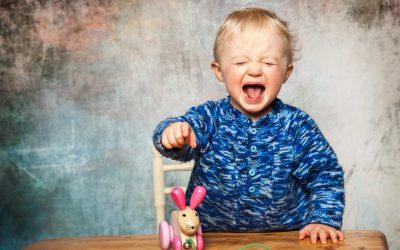 Affektkrampf (Wutkrampf/Schreikrampf) beim Baby und Kind